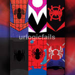 Into the Spider-Verse Wallpapers by UrLogicFails
