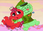 FlippyxFlaky_cute