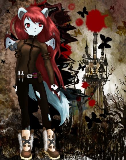 Vampire Xweetok by Sevoarin