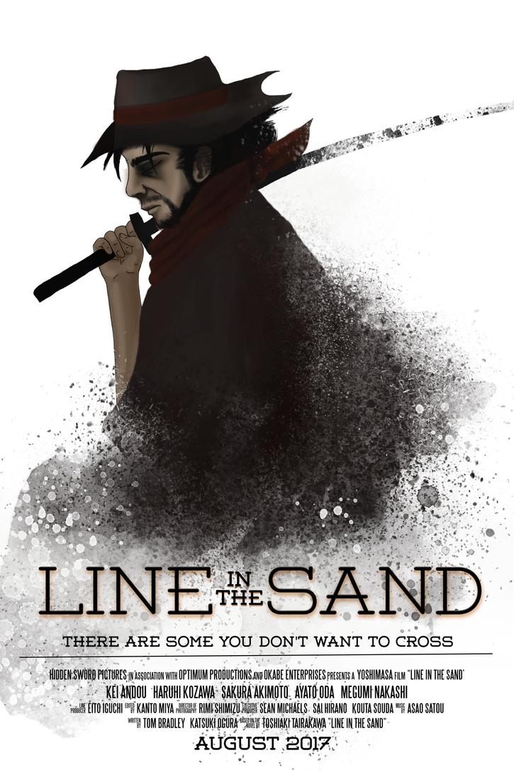 LineintheSand by Sevoarin