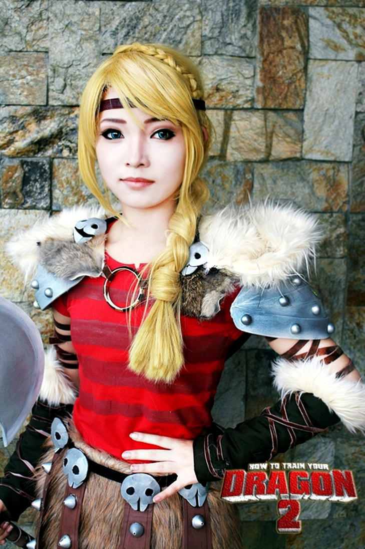 Astrid hofferson of how to train your dragon 2 by azeleia on deviantart astrid hofferson of how to train your dragon 2 by azeleia ccuart Gallery