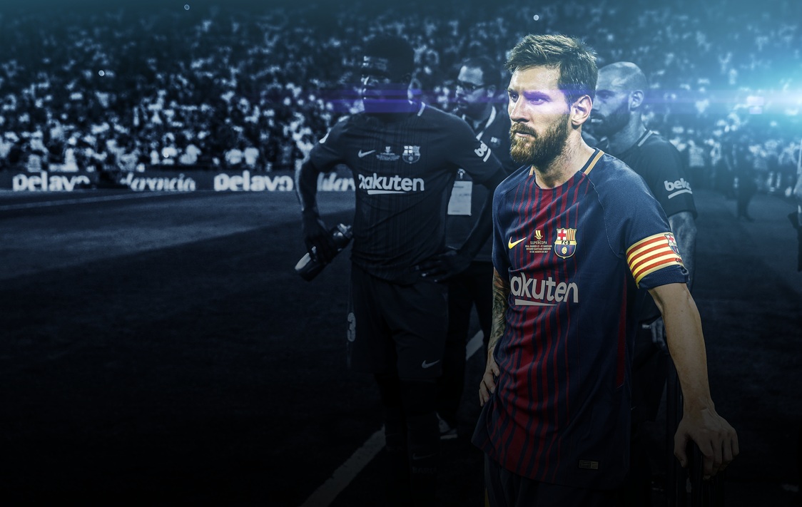 Leo Messi Wallpaper 2017 By Karloagfa