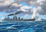 Battleship Moskva (alt history)