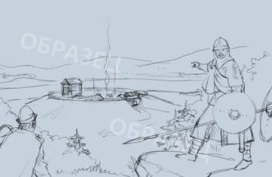 Sketch for Patreon by SashaOtaku