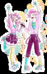 MLP- Genderbender - Pinkie Pie