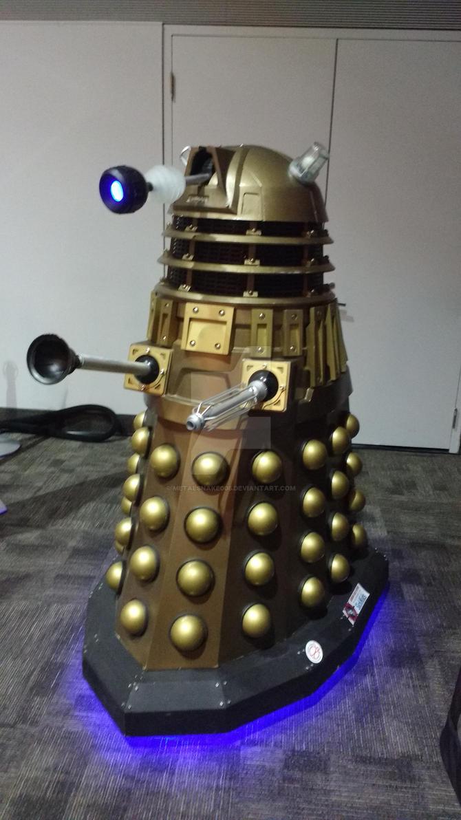 Dalek by metalsnake005