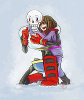 Uncle Papyrus by Balkeir