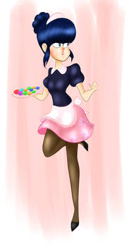 Waitress Marinette