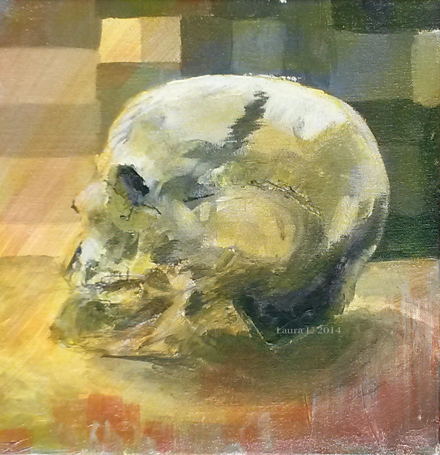 Bleached Bone by DupleSnowflake
