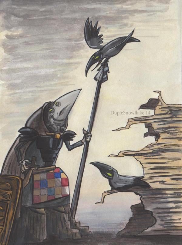 The Morrigan by DupleSnowflake