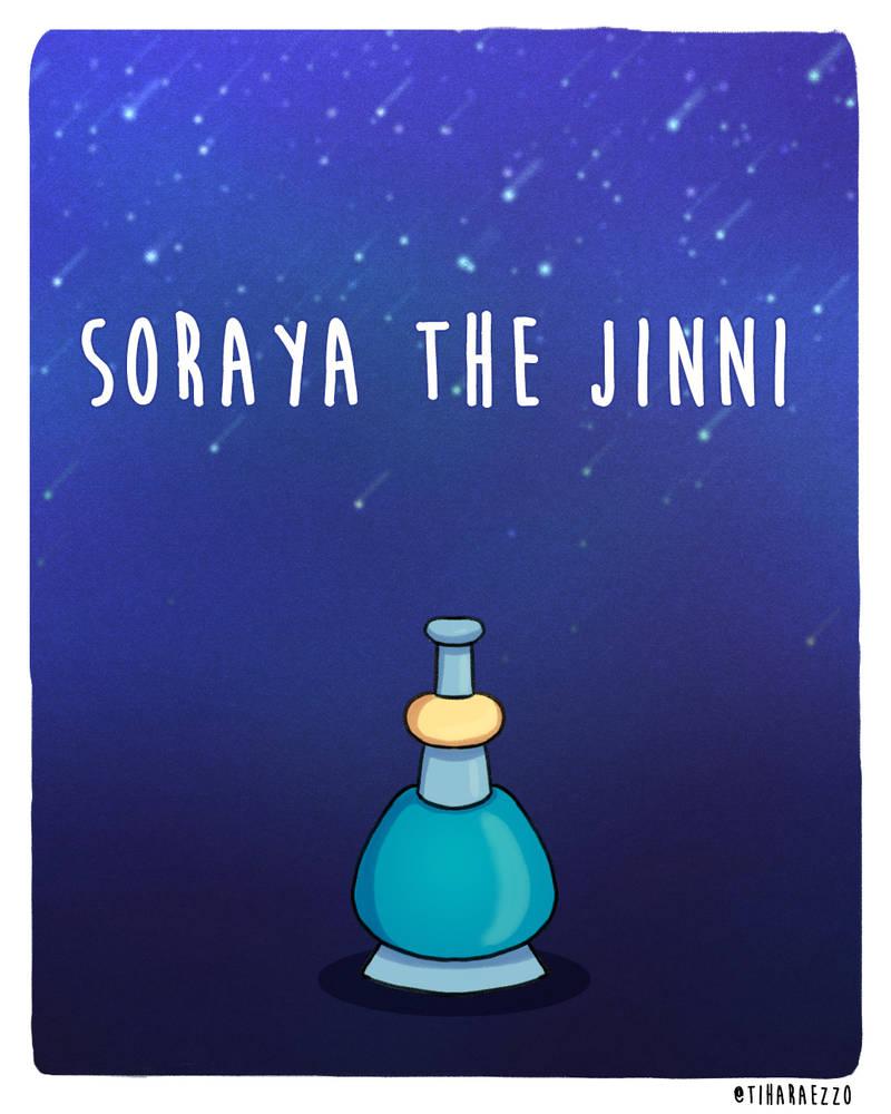 Soraya the Jinni
