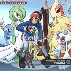 Pokemon Trainer-sona