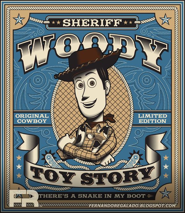 Sheriff Woody by FernandoRegalado on DeviantArt