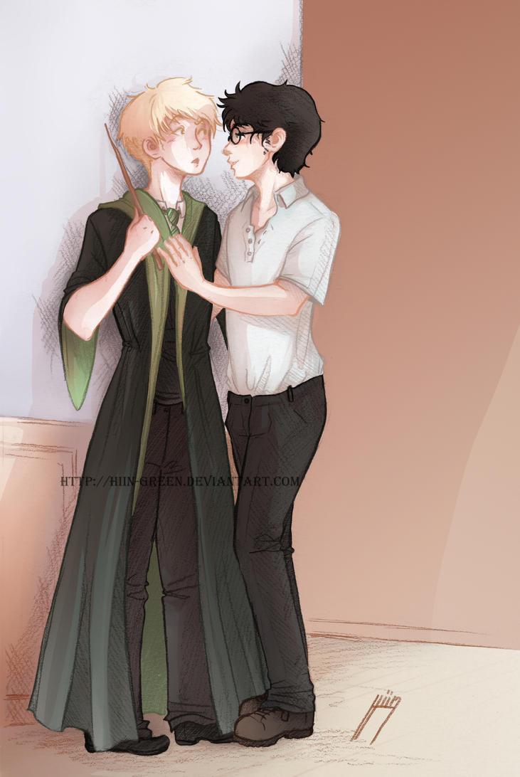Harry x Draco 07 by Hiin-Green