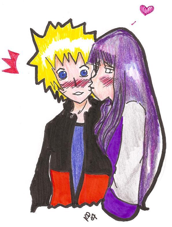 Naruto and Hinata: Gift by dreams-celestial on DeviantArt