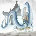 Silver Dragon Art Trade