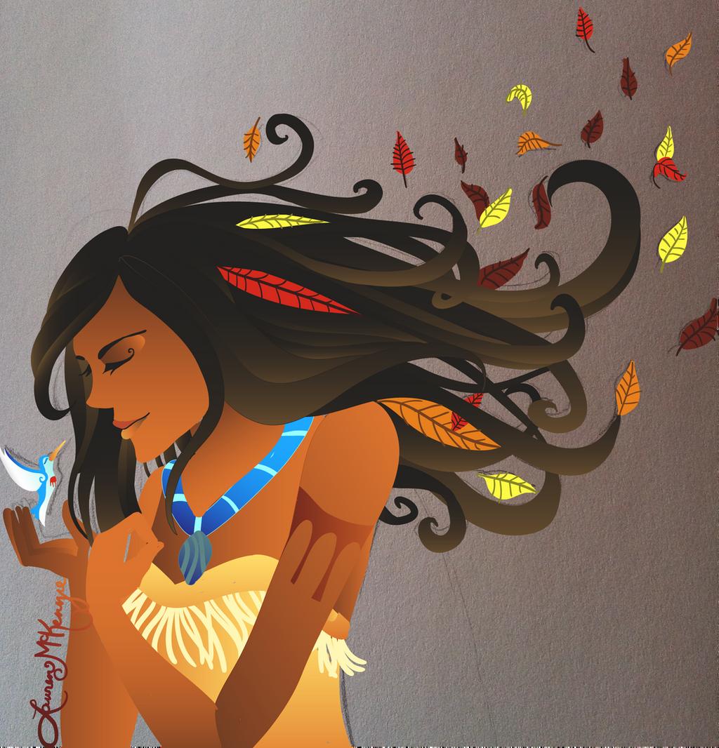 Pocahontas by revois