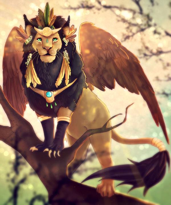 Lion Owl