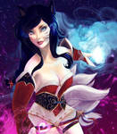 Ahri by revois