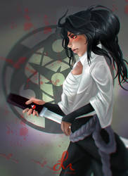 Sasuke Genderbend