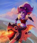 Dragon Tamer Tristana