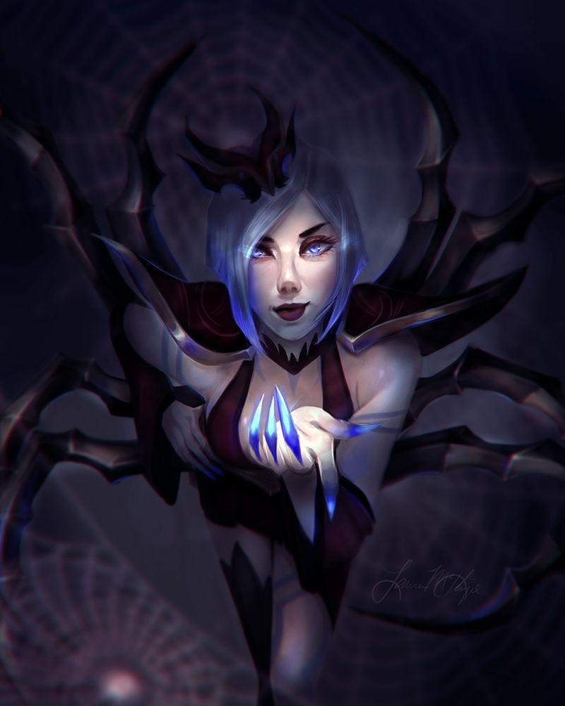 Blood Moon Elise