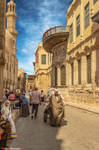 Old Cairo 4 by walidshehata