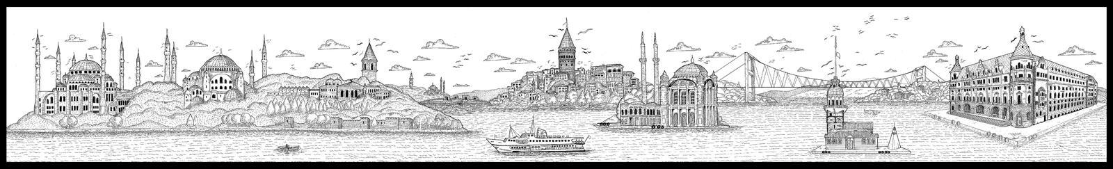 Istanbul by Serdarakman