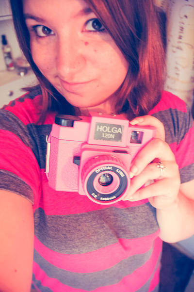 -- The Girl and Her Camera -- by AshleyxBrooke