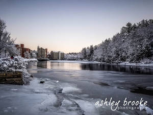 -- Winter in New England --