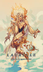 [Custom] Laurelle 3 Star - Gold Pendulum