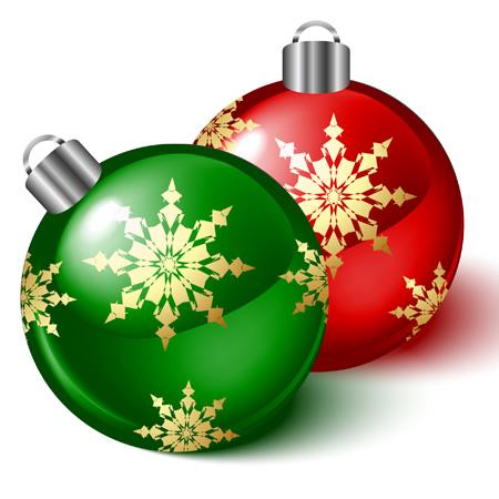 Christmas Balls by lazunov