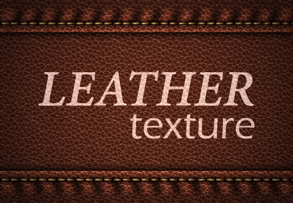 Vector Leather Pattern - Illustrator tutorial by lazunov