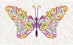 Vector Butterfly - Illustrator tutorial