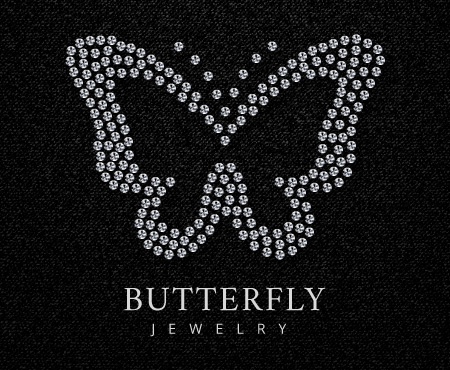 Butterfly Jewerly by lazunov