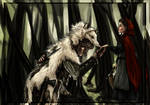 Are you the huntsman .. or the wolf?