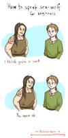 How to Speak Sea-Wolf