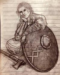 The Aringuard's Shield