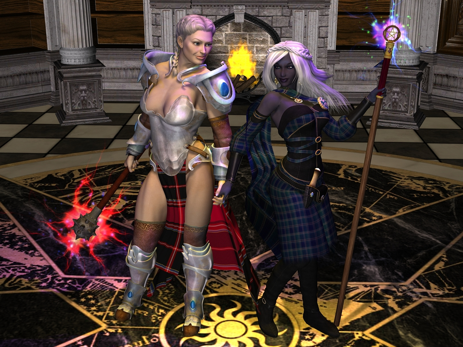 Humans and Barbarians | EverQuest 2 Forums