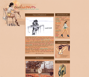 Autumn layout (no. 29th) by Sharah11