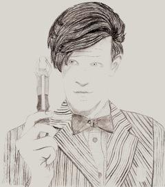 Happy 50th Doctor! by Banana-Baa2012