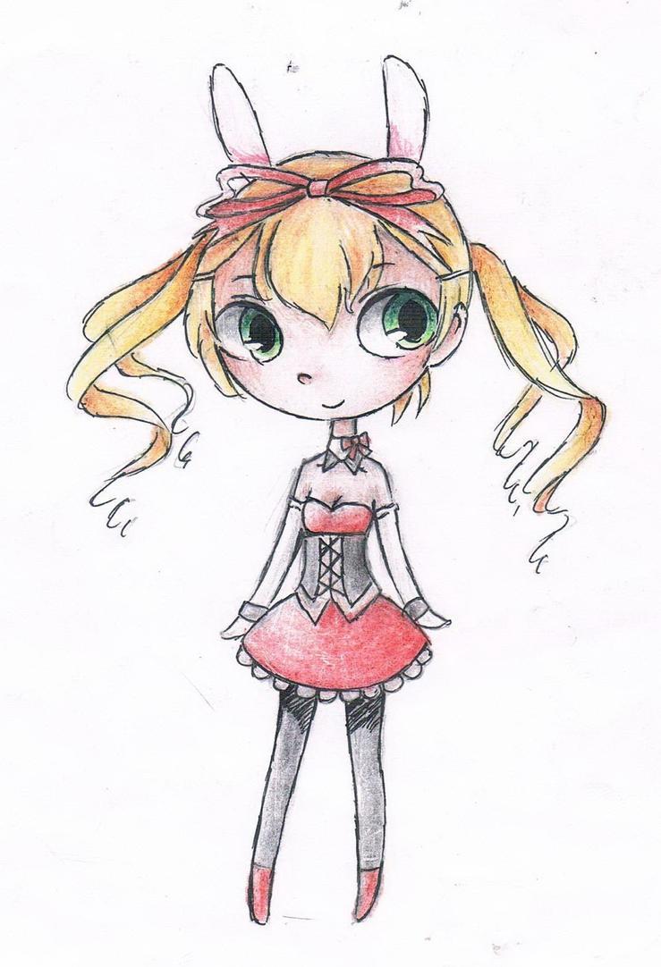 Nickname the bunny girl 2