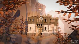 castle [LowPoly]