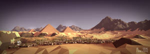 pyramid [Lowpoly]
