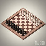 chess [LowPoly]