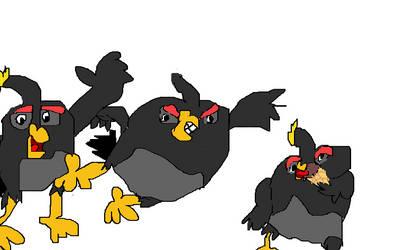 The Angry Birds Movie- Bomb