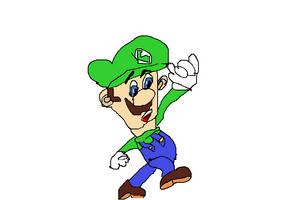 Super Mario- Luigi