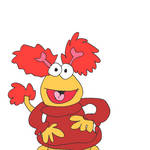 Fraggle Rock- Red Fraggle by TotallyTunedIn