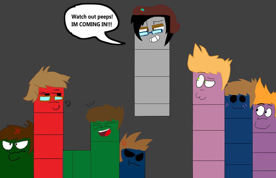 Tetris friends by RubyPonyWolf22 on DeviantArt