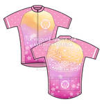 Magical Girl Squad - mockup cycling jersey